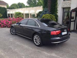Audi A8 Exterieur