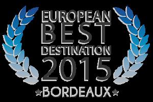 Bordeaux European Best Destination 2015
